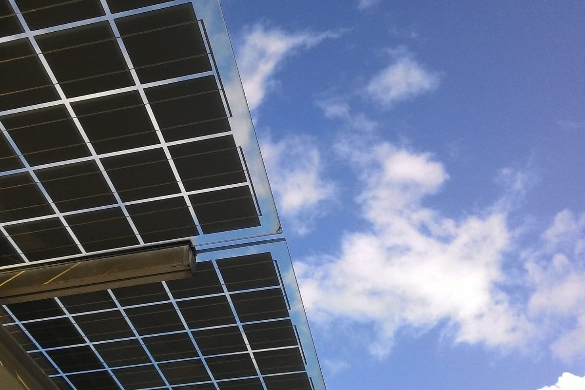 zonneglas - zonneënergie in glas